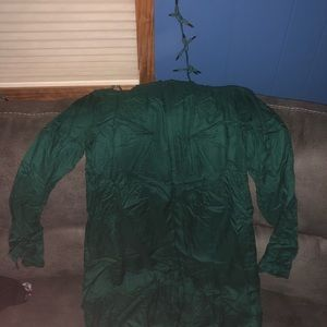 Emerald old navy casual dress size L